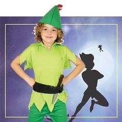 Déguisements de Peter Pan Enfant