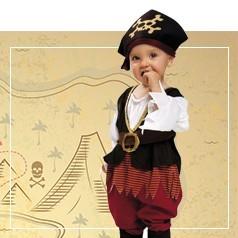 Déguisements de Pirate Bébé