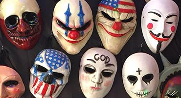 Acheter masques Halloween