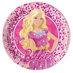 Décoration d'anniversaire barbie