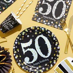 Fête d'anniversaire 50 ans