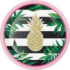 Fête thème Hawai