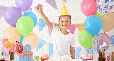 Articles d'anniversaire pour graçon