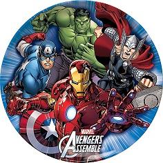 Déco d'anniversaire Avengers
