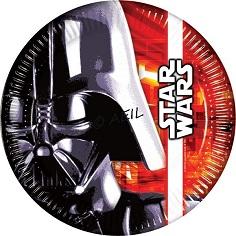 Décoration d'anniversaire star wars