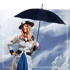 Déguisements de Mary Poppins