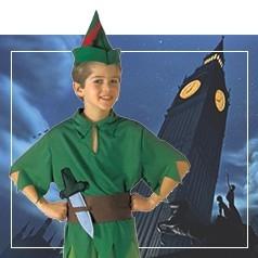 Déguisement de Peter Pan